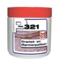 HMK P321 - Graniet- en marmerpolitour 100ml transparant