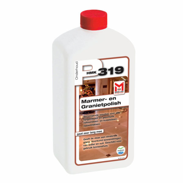 HMK P319 - Marmer en graniet polish 1 Liter